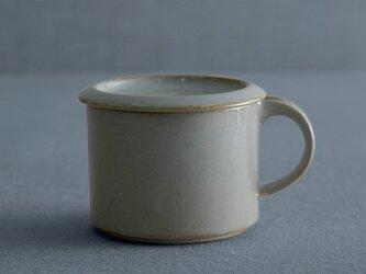 釉薬の柔らかな表情が温かいシュガーポット モデラート シュガーの画像