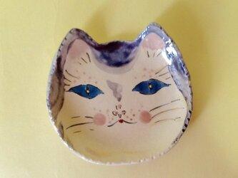 ねこ皿の画像