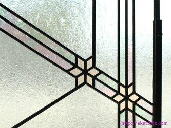 ステンドグラスパネル-8の画像