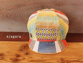 メキシカンな太陽 キャスケットの画像