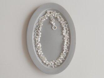 つぼみ草の3wayネックレスの画像