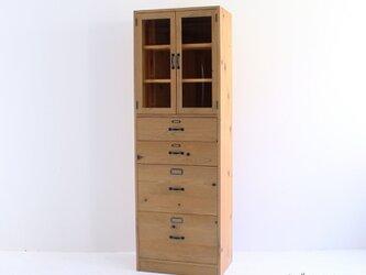 幅60cm 高さ180cm トールボード 本棚 食器棚 TB60-2の画像