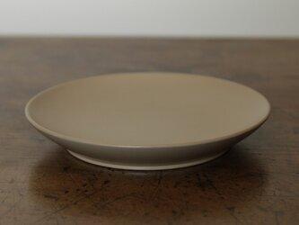 蝋石小皿(白漆)の画像