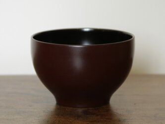 蝋石小椀(うるみ漆)の画像