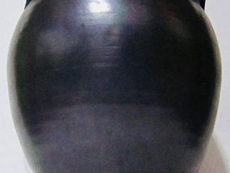 新品やちむん酒壺の画像