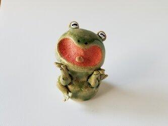 大笑いカエル Aの画像