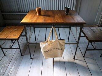 【 テーブルセット 】 カフェ テーブル セット の画像