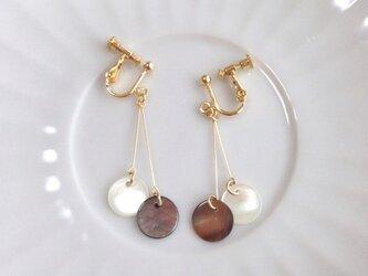 shell earring/pierceの画像