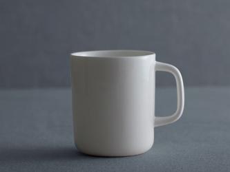 有田焼でつくるボーンチャイナのマグカップの画像