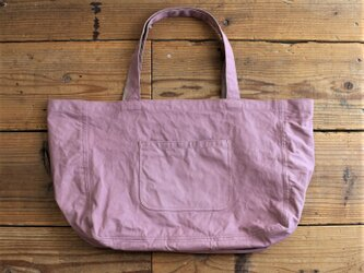 hanpu A3-tote : vintage pink :の画像