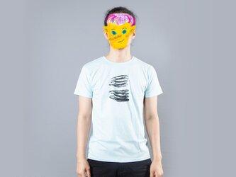 めざし おもしろデザインTシャツ ユニセックスXS〜XLサイズ Tcollectorの画像