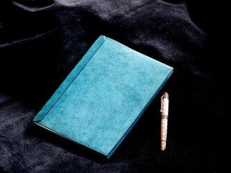 A4サイズ ノートカバー カラーオーダーの画像