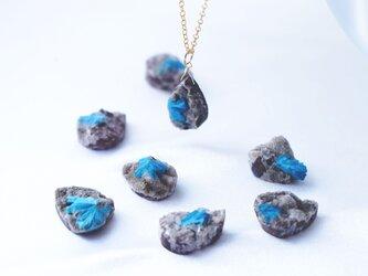 14kgf カバンサイト 原石 ネックレス ペンダント 個性派な天然石の画像