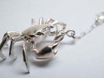 japanese crab pendantの画像