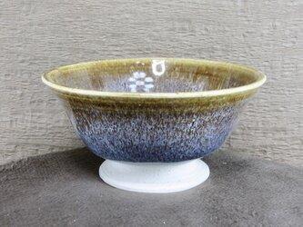 陶器ご飯茶碗(やや大)朝鮮唐津風の画像
