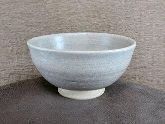 陶器ご飯茶碗(中)灰色の画像