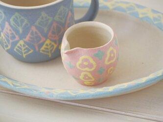 いっちんマグカップ・クリーマー-ピンク-の画像