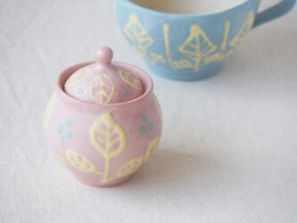 いっちんシュガーポット-ピンクー-の画像