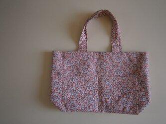 花柄バッグ♪の画像