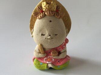 虚空蔵菩薩 十二支お守り本尊「丑年・寅年」の画像
