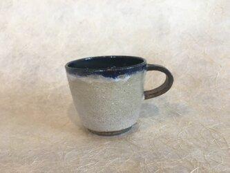 瑠璃釉マグカップ(こども用)の画像