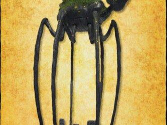 『岩窟蟲』の画像