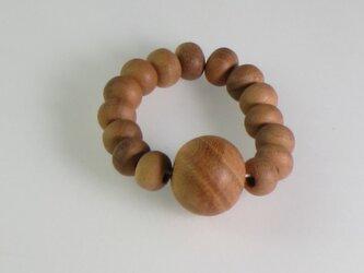梅 木玉指輪の画像