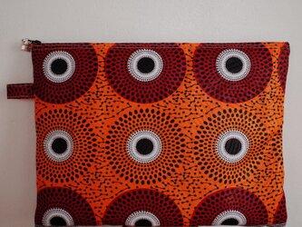 PCケース orange circlesの画像