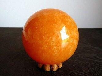 オレンジカルサイト・スフィア-bの画像