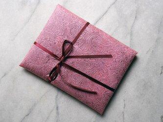ラッピング B5サイズ(巾着、ポシェット、スカーフ用)の画像