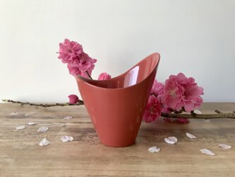 FLOREPOLIE 漆器・カップ ピンクの画像