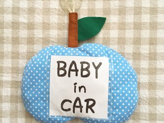 baby in carの画像