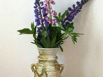花器~伊賀焼風の画像