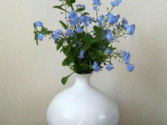 花器~白丸の画像