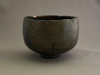 黒茶碗の画像