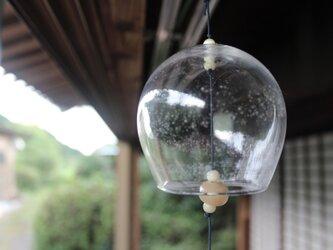 ちいさな泡の風鈴の画像