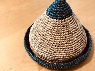 キッズとんがり帽子の画像