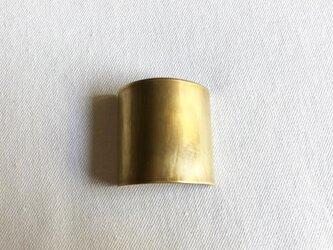 真鍮のヘアカフス 03の画像