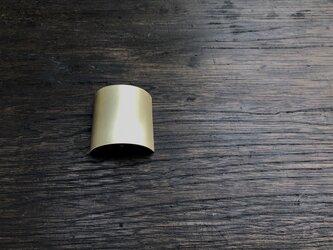 【受注生産】真鍮のヘアカフスM FLの画像
