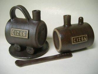 【福袋】真岡鉄道公認・SL C1266マグとカップの2個セットの画像