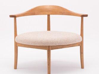 [注文製作]秋岡芳夫・あぐらのかける男の椅子の画像