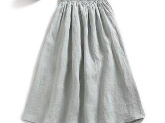 『初夏のキャンペーン実施中 送料無料』さらりと 着回したいスカート ロングスカートs0516の画像