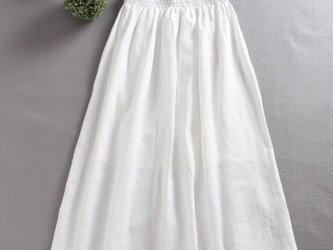 『初夏のキャンペーン実施中 送料無料』さらりと 着回したいスカート ロングスカートs0517の画像