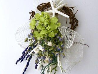Lavender miniwreathの画像