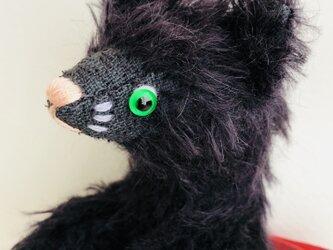 シャトン・トリュフ 子猫のぬいぐるみ ギフト バースデーギフト ねこ クロネコの画像