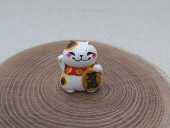 豆招き猫 3の画像