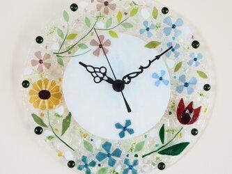 【即納】壁掛け時計(ハピネス)の画像