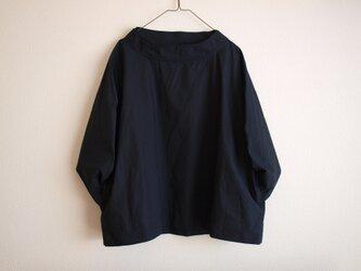 TW ハイネックブラウス *ブラック* size FREEの画像