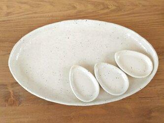 盛りつけ皿セットの画像