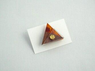 TOOLS ピアス M  三角【PS-02】の画像